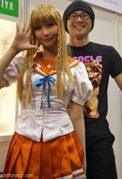 Alodia and Danny