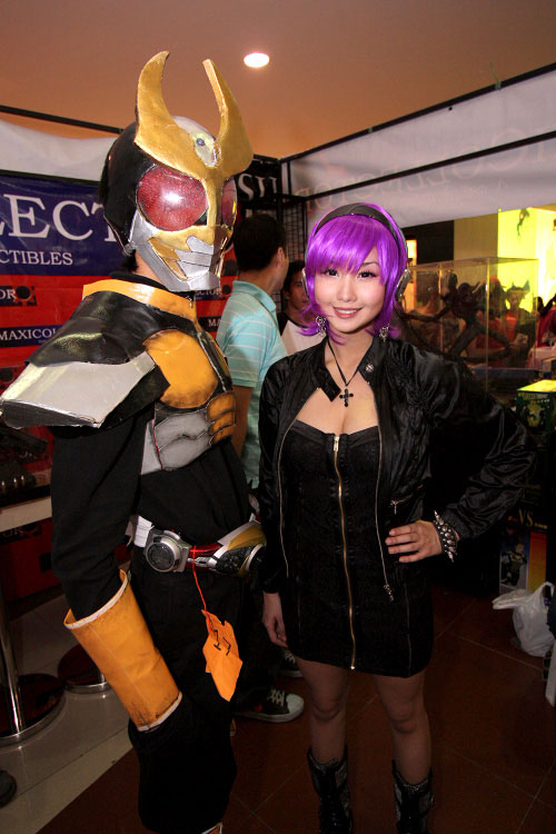 Alodia at Tagcom