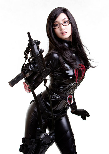 Alodia as the Baroness