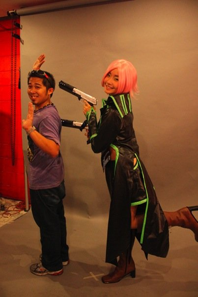 Alodia Gosiengfiao for E-games