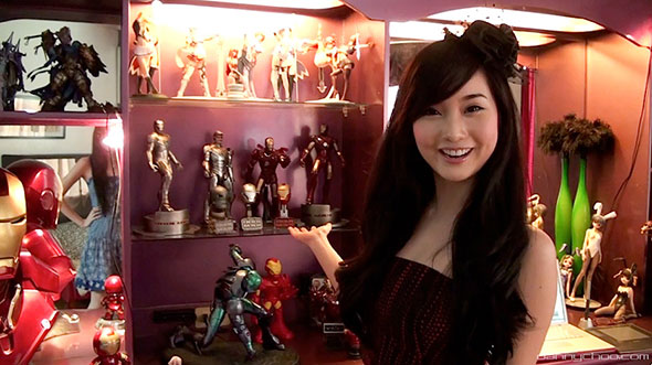 Filipina Cosplayer Alodia Gosiengfiao for Tokyo MX TV