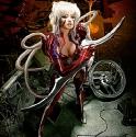 Alodia Gosiengfiao cosplays Amaha Masane.