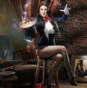 Bianca King cosplays Zatanna.