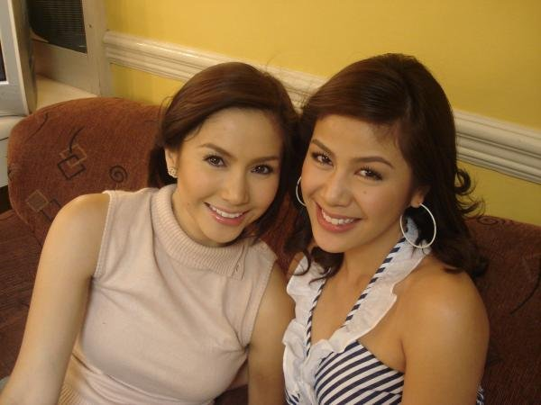 Mariel Rodriguez and Valerie Concepcion