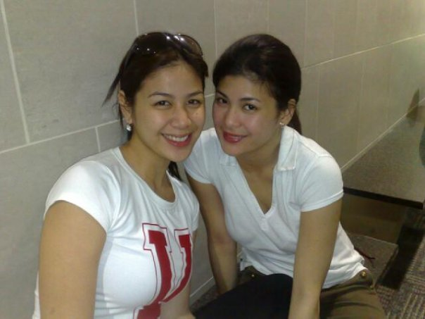 Valerie Concepcion and Roxanne Guinoo