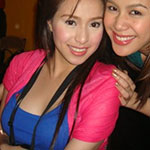 Cristine Reyes and Valerie Concepcion