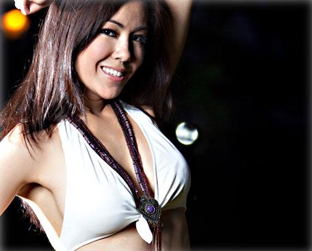 Miss Philippines-Water 2009 Catherine Loyola