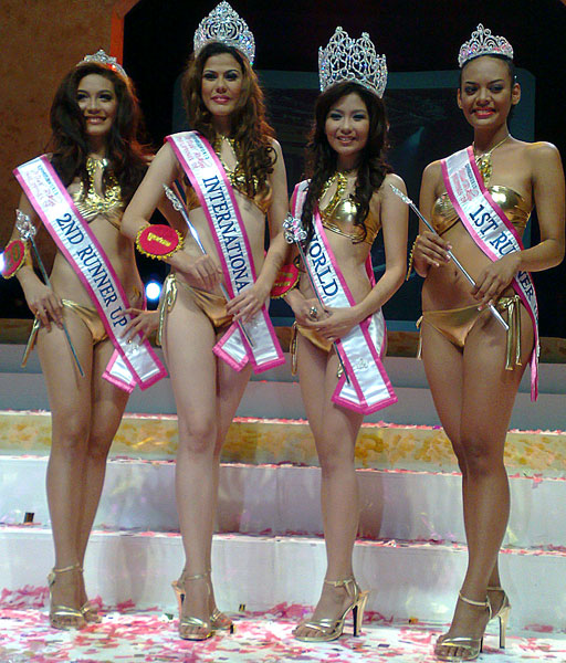 Miss Bikini Philippines 2009 Winners