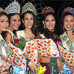 Miss Philippines-Earth 2009 Winners