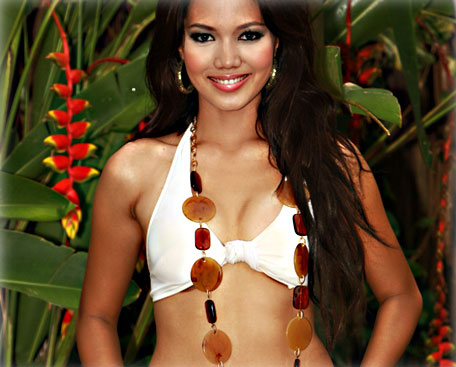 Miss Philippines-Fire and Miss Science and Technology 2009 Patricia Marie Tumulak