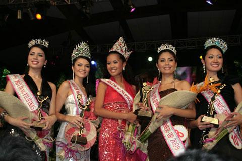 Mutya ng Pilipinas 2009 Winners