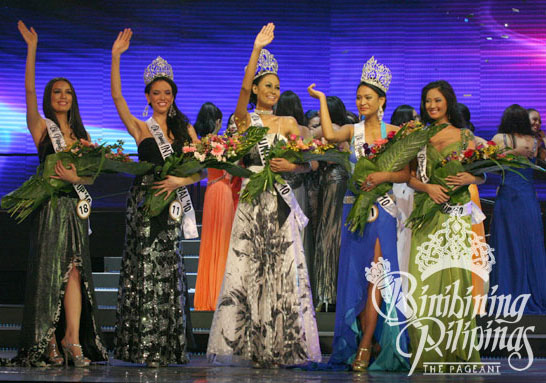 Miss Philippines 2010 Winners