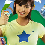 Alodia Gosiengfiao Endorses Facebook Game