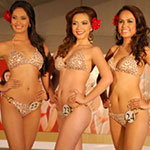 Bb. Pilipinas 2010 Candidates in Swimsuits
